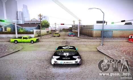 New El Corona para GTA San Andreas sexta pantalla