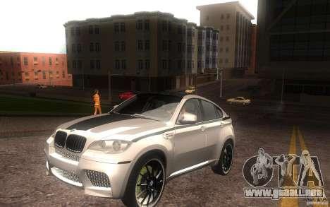 Bmw X6 M Lumma Tuning para GTA San Andreas