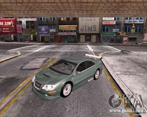 Chrysler 300M tuning para la visión correcta GTA San Andreas