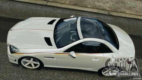 Mercedes-Benz SLK 2012 v1.0 [RIV] para GTA 4 visión correcta