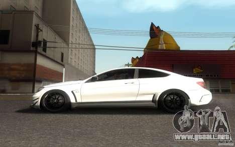 ENB Series by muSHa v1.0 para GTA San Andreas sexta pantalla