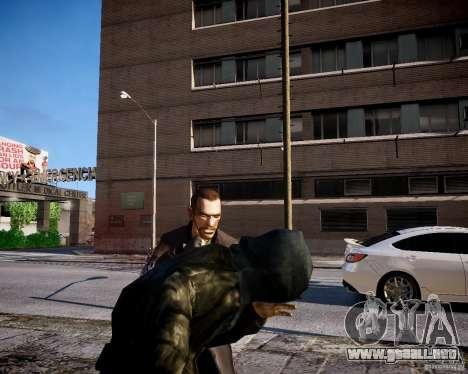 Bad Niko para GTA 4 séptima pantalla