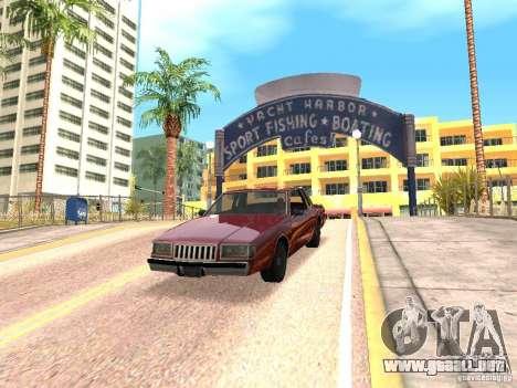 ENBSeries by Sashka911 para GTA San Andreas quinta pantalla