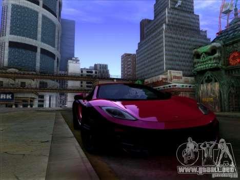 Realistic Graphics HD 2.0 para GTA San Andreas séptima pantalla