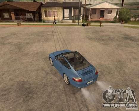 Porsche 911 TARGA para vista lateral GTA San Andreas