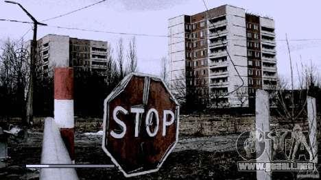 Pantallas de carga Chernobyl para GTA San Andreas