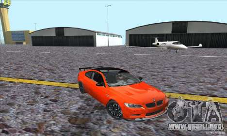 Tropick ENBSeries por Jack_EVO para GTA San Andreas sucesivamente de pantalla