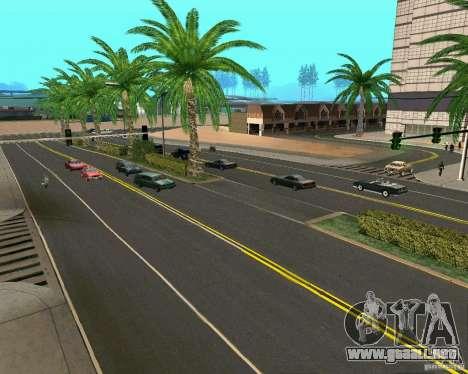 GTA 4 Road Las Venturas para GTA San Andreas tercera pantalla
