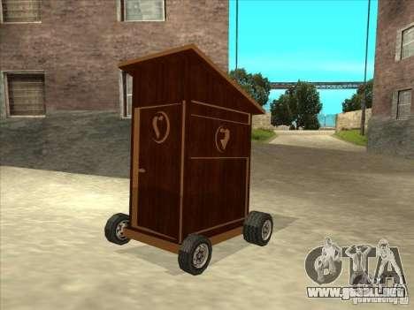 Santo Pooper (ocupado) para GTA San Andreas