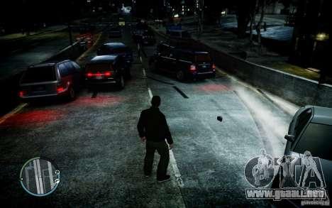 Winter Handling para GTA 4 segundos de pantalla