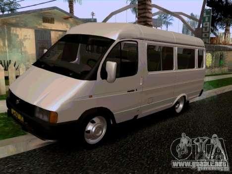 Gacela 32213 1994 para GTA San Andreas