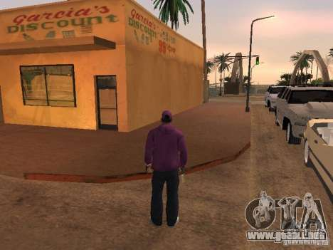 Ballas 4 Life para GTA San Andreas undécima de pantalla