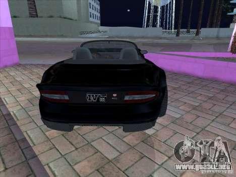 Banshee de gta 4 para la visión correcta GTA San Andreas