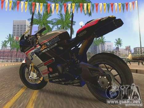 Ducati 1098R para GTA San Andreas