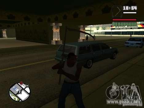 Xosa para GTA San Andreas