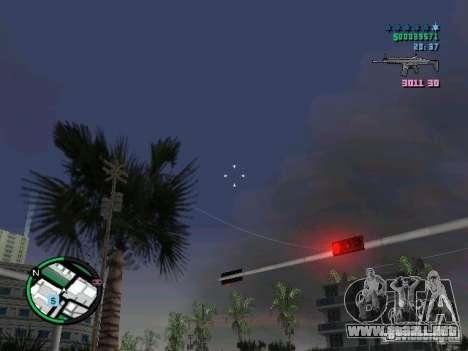 HUD de GTA IV 2.2 RC1 para GTA Vice City segunda pantalla