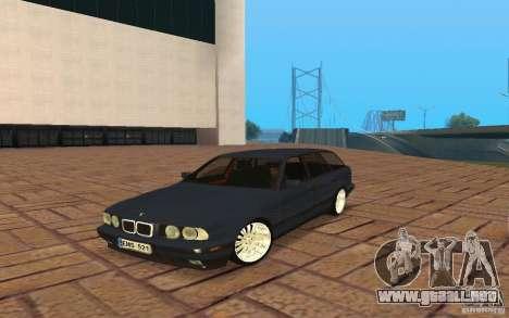 BMW E34 535i Touring para GTA San Andreas