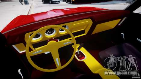 Pontiac GTO 1965 v1.1 para GTA 4 visión correcta