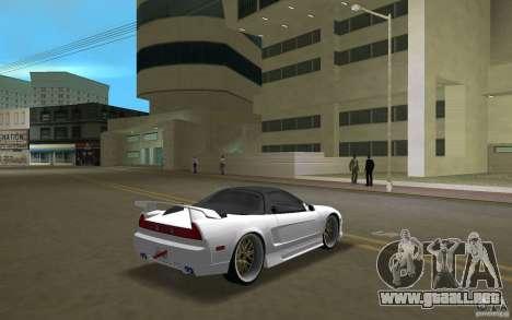 Honda NSX 1991 para GTA Vice City