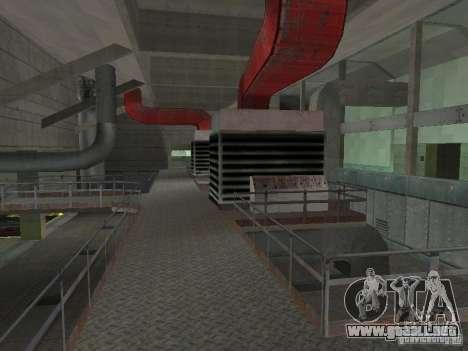 Zona abierta 69 para GTA San Andreas octavo de pantalla