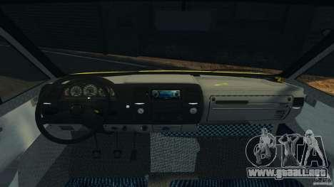 Chevrolet Yankee v1.0 [Beta] para GTA 4 vista hacia atrás