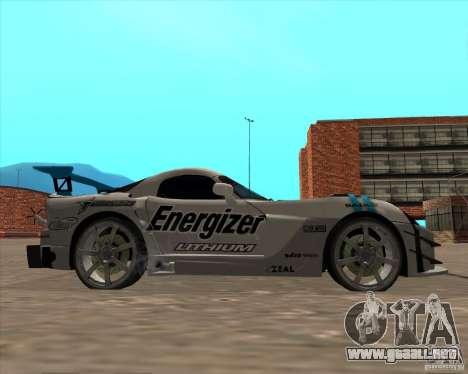 Dodge Viper Energizer para la visión correcta GTA San Andreas