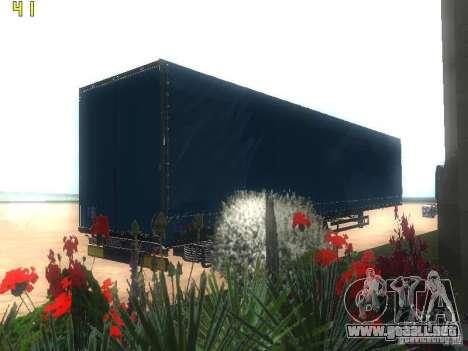 Remolque NEFAZ-93341-10-07 para GTA San Andreas left
