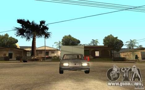 CEP 2345 para la visión correcta GTA San Andreas