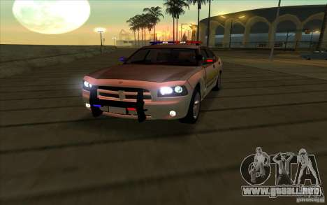 County Sheriffs Dept Dodge Charger para GTA San Andreas