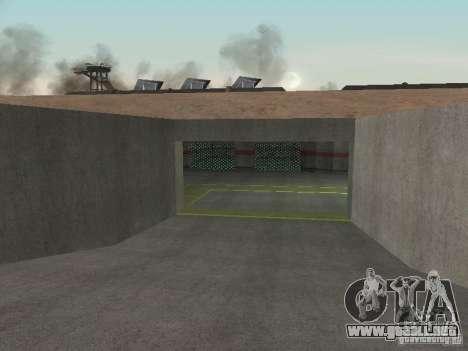 Zona abierta 69 para GTA San Andreas