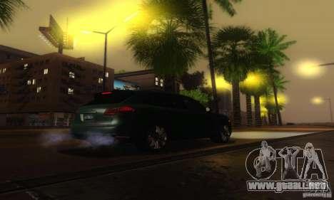 iPrend ENBSeries v1.1 BETA para GTA San Andreas octavo de pantalla