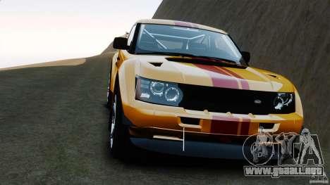 Bowler EXR S 2012 para GTA 4