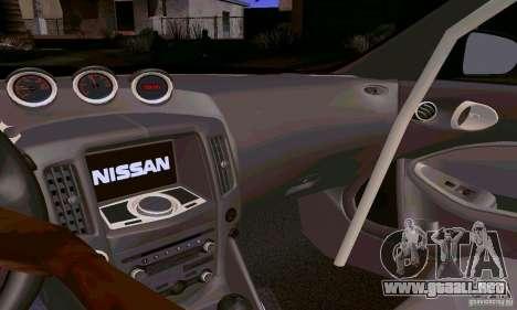 Nissan 370Z para el motor de GTA San Andreas