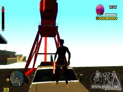 Nueva piel playa para GTA San Andreas