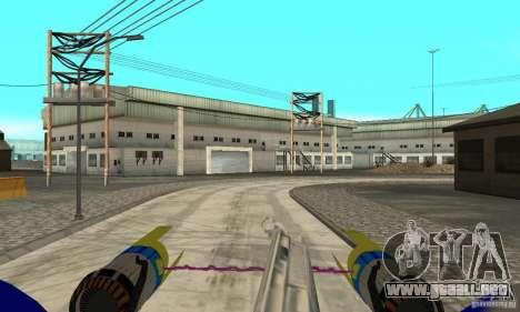 Star Wars Racer para la visión correcta GTA San Andreas