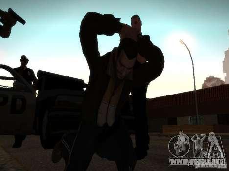 Niko Bellis nuevas historias para GTA San Andreas segunda pantalla