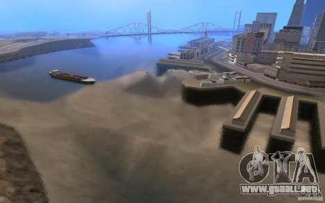 ENBSeries para v2 de 128-512 MB tarjeta de video para GTA San Andreas quinta pantalla
