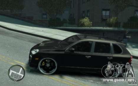 Porsche Cayenne para GTA 4