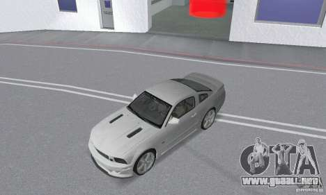 Saleen S281 Pack 2 para GTA San Andreas left