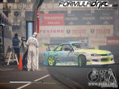 Pantallas de carga Formula Drift para GTA San Andreas quinta pantalla