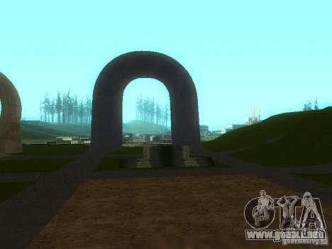 Ekstrimalov Park para GTA San Andreas sexta pantalla