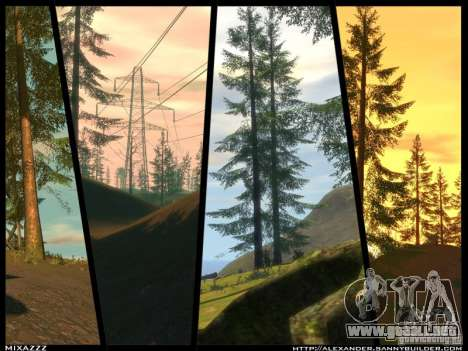 The Loggers Point para GTA 4
