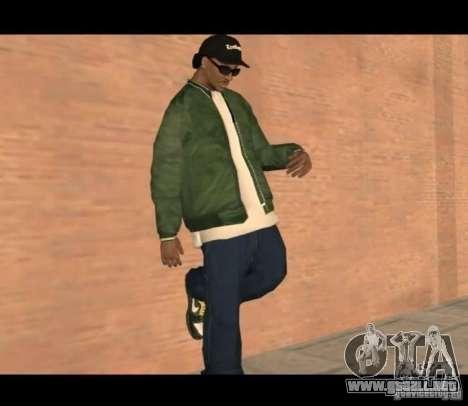 Family Skins Pack para GTA San Andreas tercera pantalla