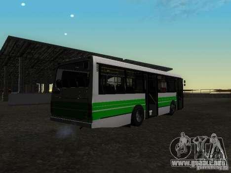 LAZ 42021 CWR para GTA San Andreas left