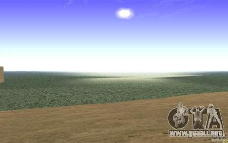 HD agua v2.0 para GTA San Andreas