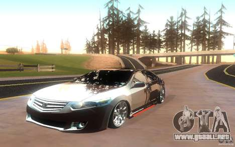 Honda Accord para GTA San Andreas