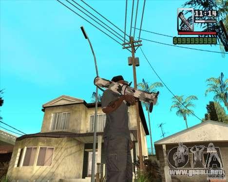 Mejor RPG-18 para GTA San Andreas