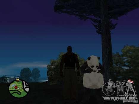 Animales en GTA San Andreas 2.0 para GTA San Andreas sucesivamente de pantalla