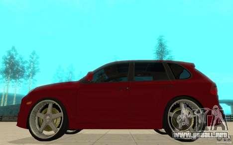 Rim Repack v1 para GTA San Andreas segunda pantalla