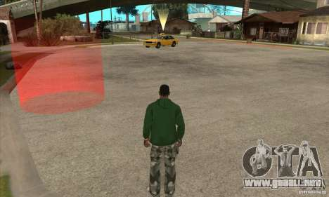 Empire of CJ v.3.8.0 para GTA San Andreas tercera pantalla